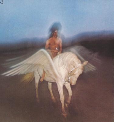 'Darling Nikki' with Centaur andEquestrienne